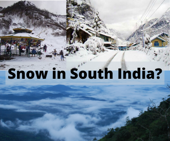 South Indian Mountain