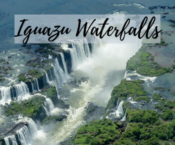 Iguazu Waterfalls - South America