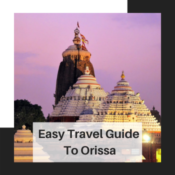 Travel Guide To Orissa