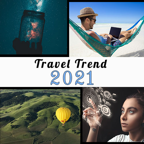Travel Trend 2021 blog list image