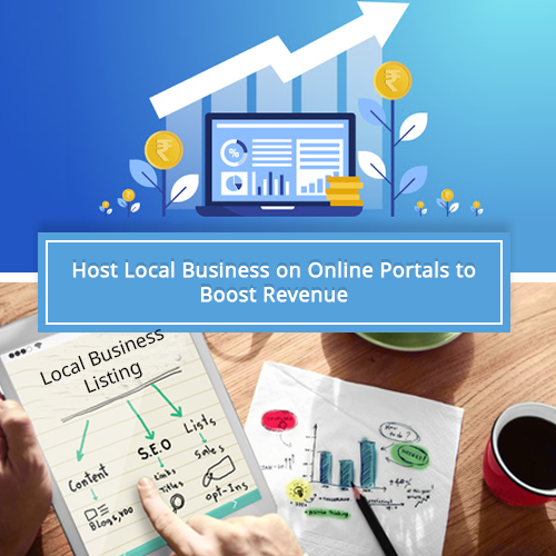 Host Local business Online To Boost Your Revenue