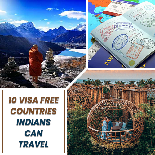 9 visa free countries india can travel
