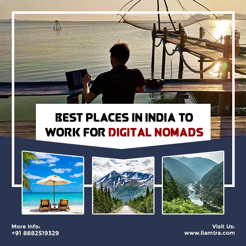 Best Places In India To Work For Digital Nomads