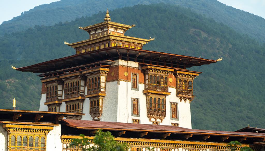 Bhutan - Visa free countries