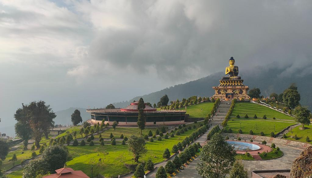 Gangtok - destination for digital nomads