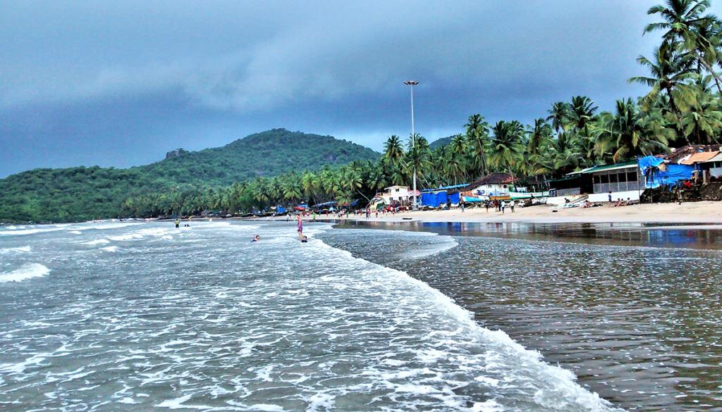 Goa - Explore-The-Best-Monsoon-Destinations-In-India