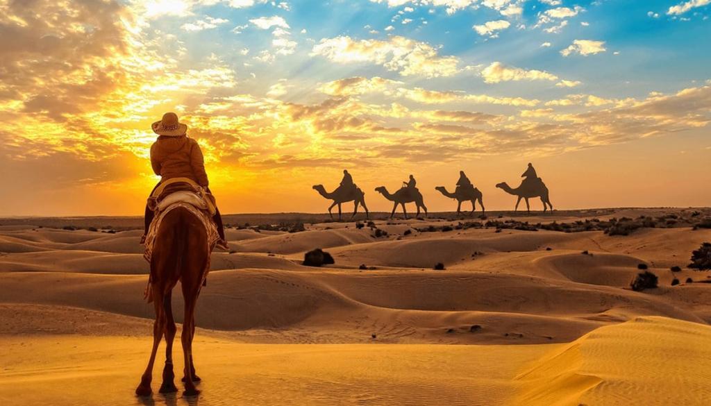Jaisalmer - destination for digital nomads