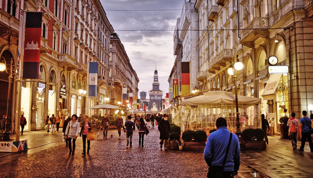 Milan-shopping-destinations
