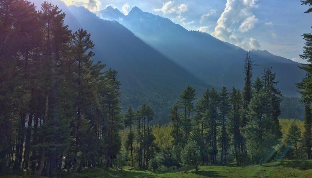 Pahalgam - destination for digital nomads