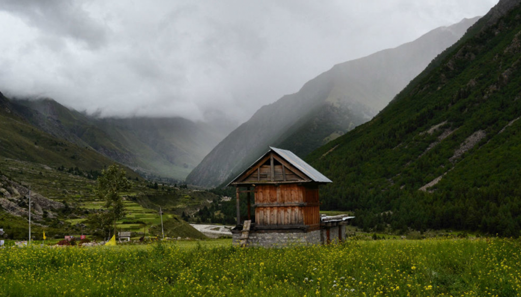 Spiti-valley - Monsoon Destinations In India