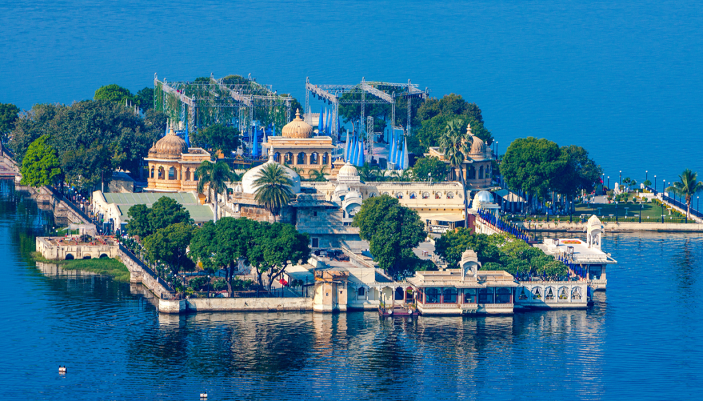 Udaipur - Monsoon Destinations In India
