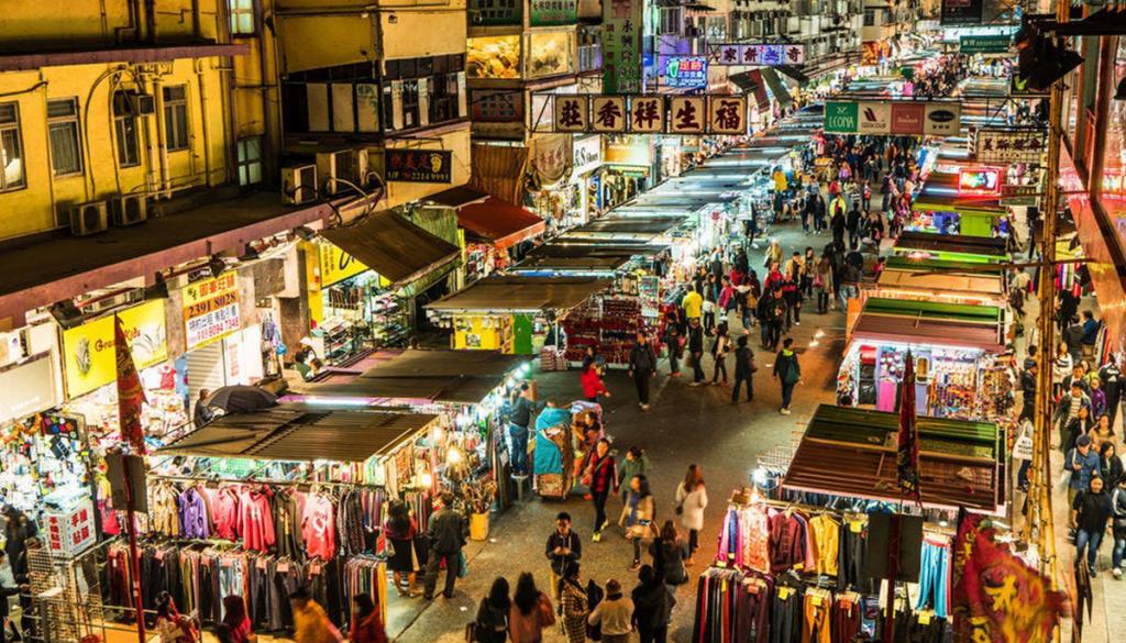 shopping destinations hongkong